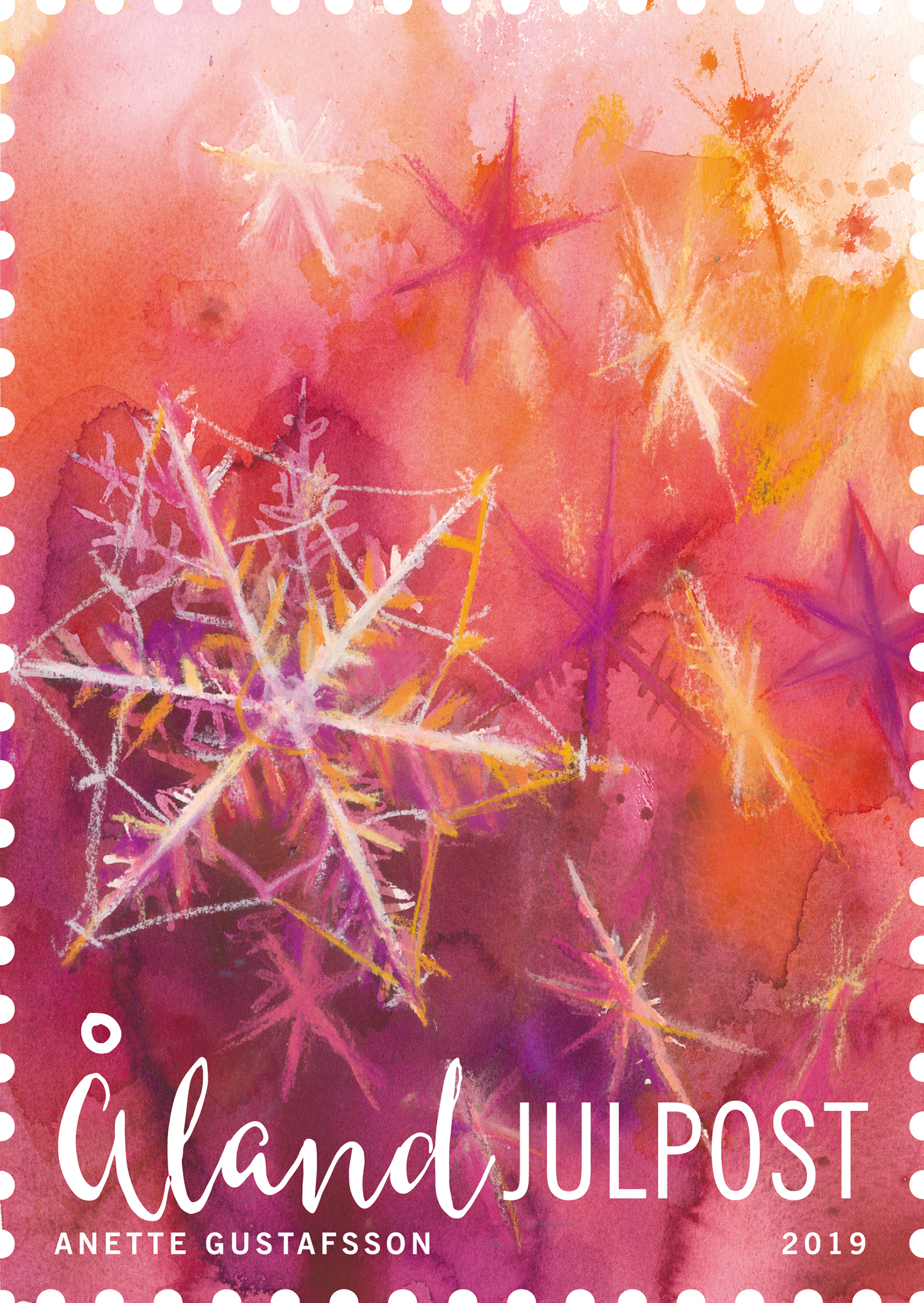 Christmas Stamps 2019.Christmas 2019 Aland Post Webshop